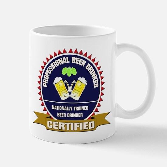 PROFESSIONAL BEER DRINKER Mug