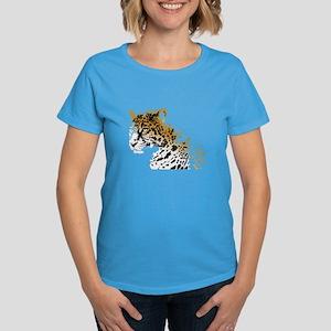 Jaguar Big Cat Women's Dark T-Shirt