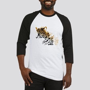 Jaguar Big Cat Baseball Jersey