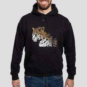 Jaguar Big Cat Hoodie (dark)