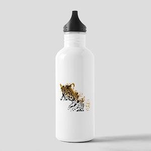 Jaguar Big Cat Stainless Water Bottle 1.0L