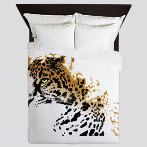 Jaguar Big Cat Queen Duvet