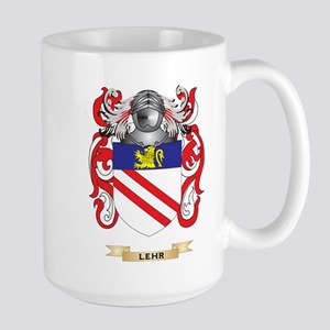 Lehr Coat of Arms - Family Crest Mug