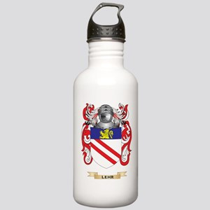 Lehr Coat of Arms - Family Crest Water Bottle