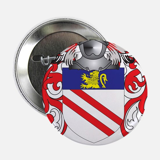 "Lehr Coat of Arms - Family Crest 2.25"" Button"