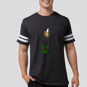 Vert Logo Mens Football Shirt