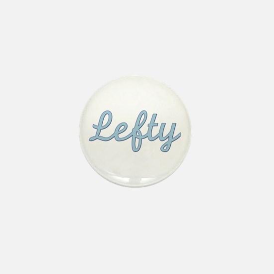 Lefty (Purple) Mini Button