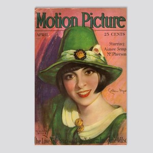Colleen Moore Shamrock Postcards (Package of 8)