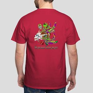 Football Voodoo 9 Dark T-Shirt