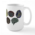 C Brains Large Mug