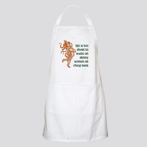 Goddess Motto Apron