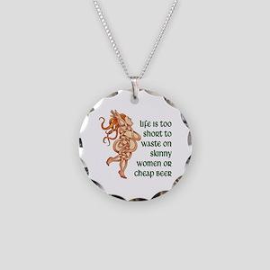 Goddess Motto Necklace