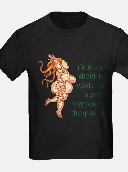 Goddess Motto T-Shirt