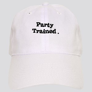 Party Trained Cap