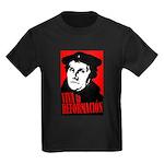 Viva la Reformacion! Kids Dark T-Shirt