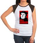 Viva la Reformacion! Women's Cap Sleeve T-Shirt