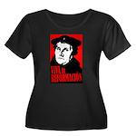 Viva la Reformacion! Women's Plus Size Scoop Neck
