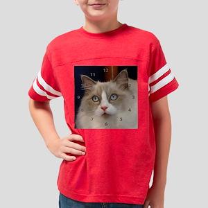 2-Wallclock2 Youth Football Shirt