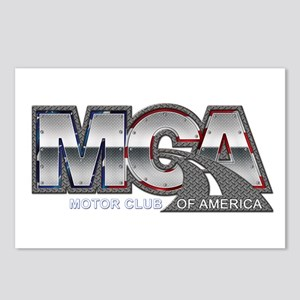 Motor Club Of America Dia Postcards (Package of 8)
