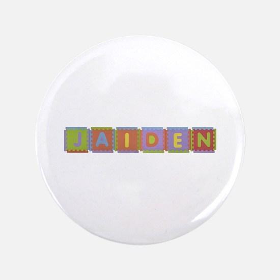 Jaiden Foam Squares Big Button