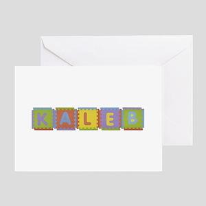Kaleb Foam Squares Greeting Card