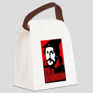 Calvin Canvas Lunch Bag