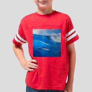Shark Youth Football Shirt