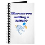 Who are you calling a Dodo Journal