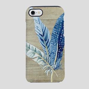 BOHO Bohemian Feather Watercol iPhone 7 Tough Case