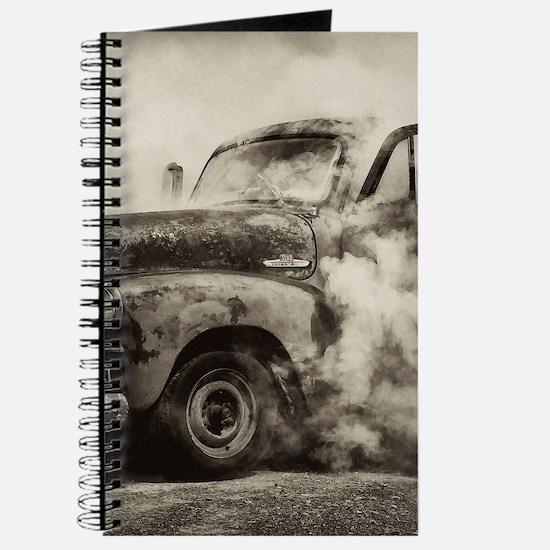 Burnout Pit Truck Journal