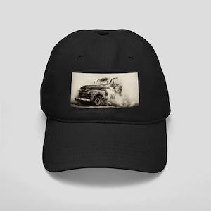 Burnout Pit Truck Black Cap