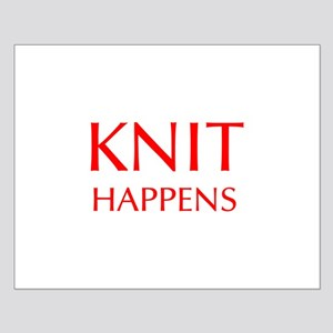 knit-happens-OPT-RED Posters