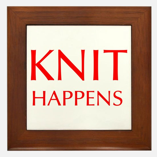 knit-happens-OPT-RED Framed Tile