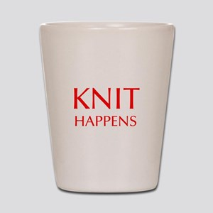 knit-happens-OPT-RED Shot Glass