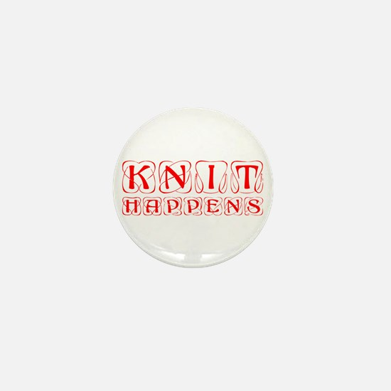knit-happens-KON-RED Mini Button