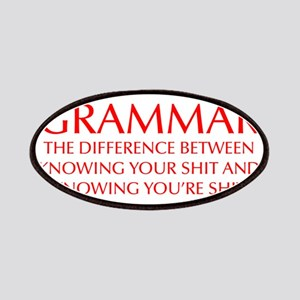grammar-difference-OPT-RED Patches