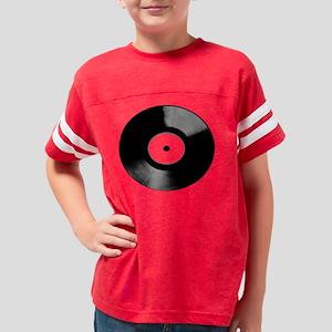record Youth Football Shirt