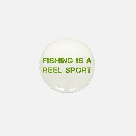 fishing-is-a-reel-sport-cap-green Mini Button