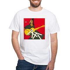 Gitanes 2 White T-Shirt