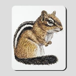 Chipmunk Cutie Mousepad