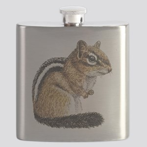 Chipmunk Cutie Flask