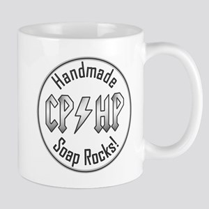 Handmade CP/HP Soap Rocks! Small Mugs