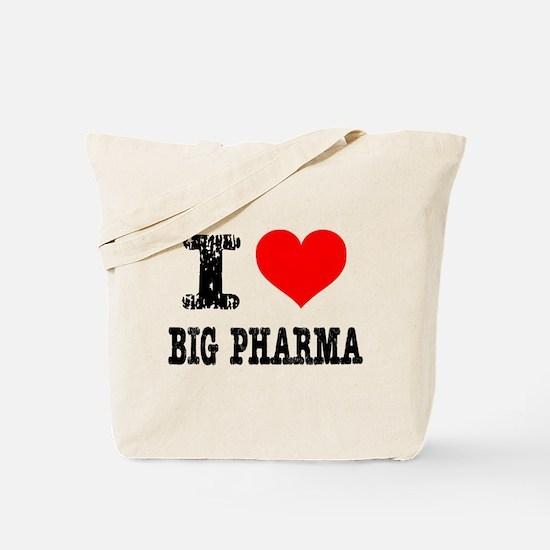 I Heart Big Pharma Tote Bag