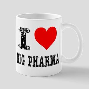I Heart Big Pharma Mug