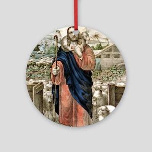 Good shepherd Je suis el bon pasteur - 1856 Round