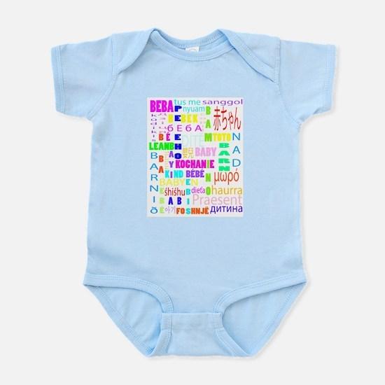Spanish language gifts merchandise spanish language gift ideas baby infant bodysuit sciox Image collections