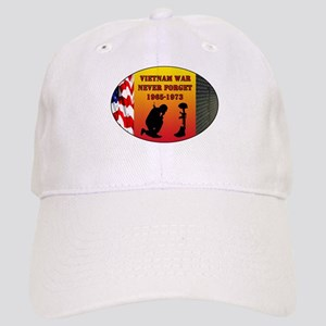 Vietnam War Memorial Baseball Cap