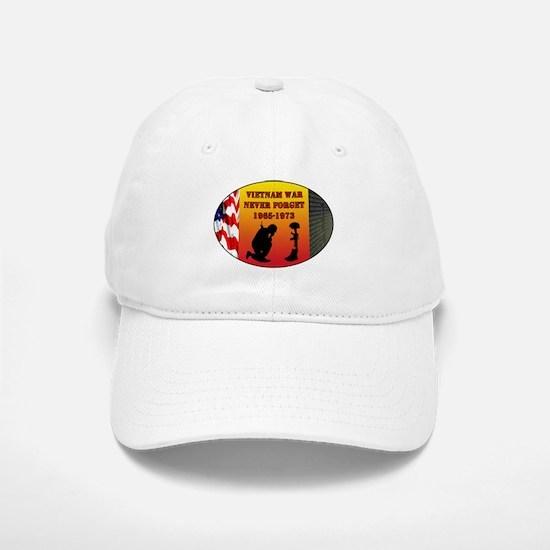 Vietnam War Memorial Baseball Baseball Baseball Cap