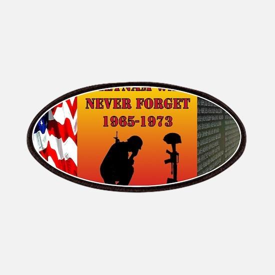 Vietnam War Memorial Patches