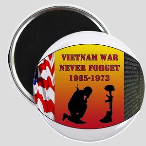 Vietnam War Memorial Magnet